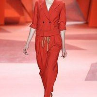 3.1 philip lim 2010 Spring fashion show
