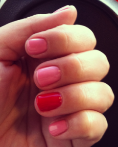 Are You Feeling The Statement Nail The Beauty Girl