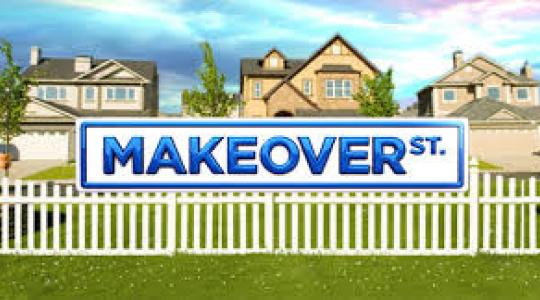 makeover sign