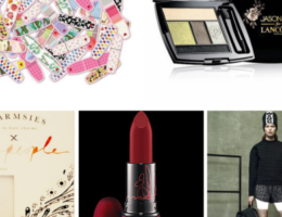 fashion and beauty collaborations