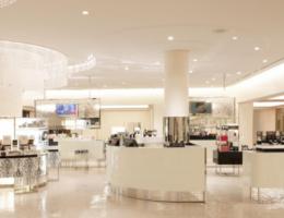 luxury beauty department