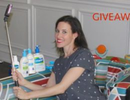 cetaphil and selfie stick giveaway