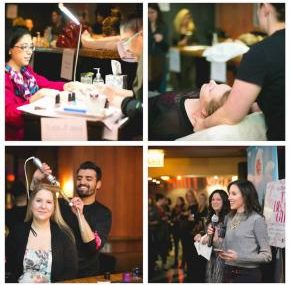 Beauty Bash event