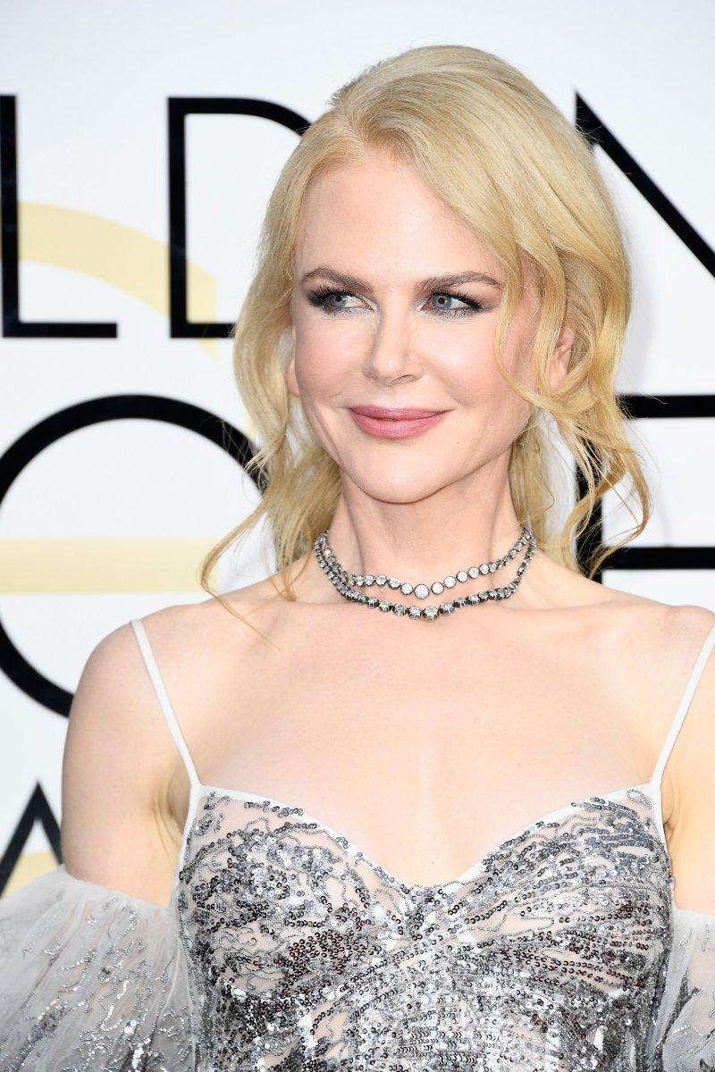 Nicole Kidman - Makeup by Charlotte Tilbury
