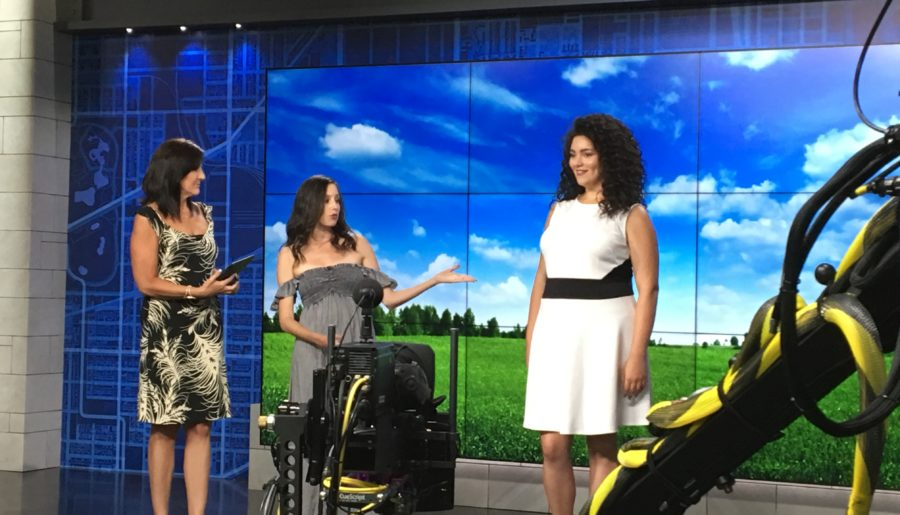 TV Segment: Plus-Size Summer Fashion Trends