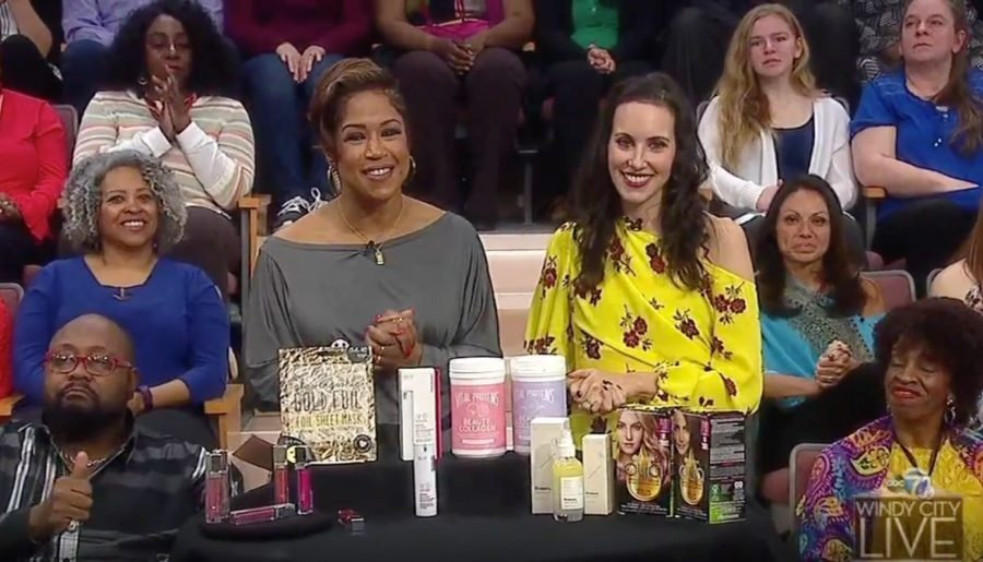 TV segment: Affordable Spring Beauty Trends