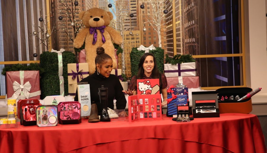 TV Segment: Best Beauty Gifts for the Holidays