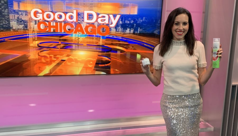 TV Segment: 2020 Beauty Trends on FOX Good Day Chicago