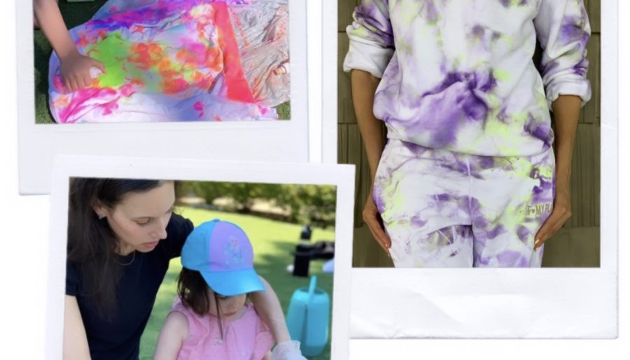 Simple Tie Dye Tutorial for the Entire Family